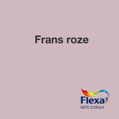 Collectie: HomeMade Kleur: Frans Roze URL: http://www.flexa.nl/nl/kleur/frans-roze/