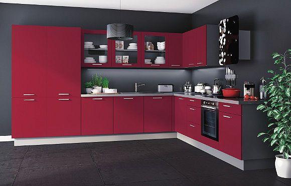 Cuisine Bordeau Deco Cuisine Rouge Cuisine Rouge Cuisine Mur Rouge