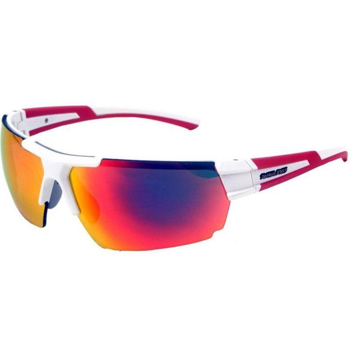 Rawlings 26 White Red Mirror Baseball Sunglasses