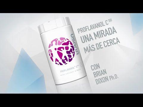 Proflavanol®C100 Productos USANA [ESPAÑOL] USANA MEXICO   US-Spanish   COLOMBIA   SaludVerdadera.com - YouTube