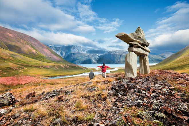 29 Get nose to nose with Inuit culture in the Torngat Mountains