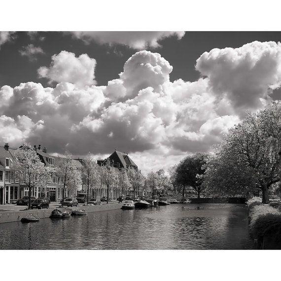 """New Canal, Haarlem"""