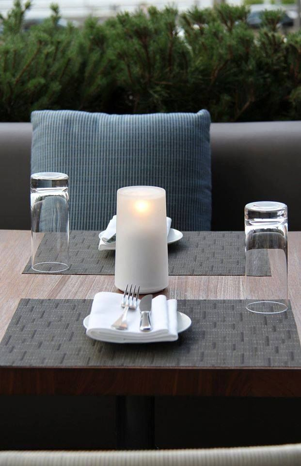 #Artdelatable by #Chilewich   #σουπλα #πετσέτεςφαγητού #πετσετοθήκες στο πιο #προχωρημένο #design   #weave #bamboo #aslanoglou #tabletop #sousplat #napkins #napkinrings #dining