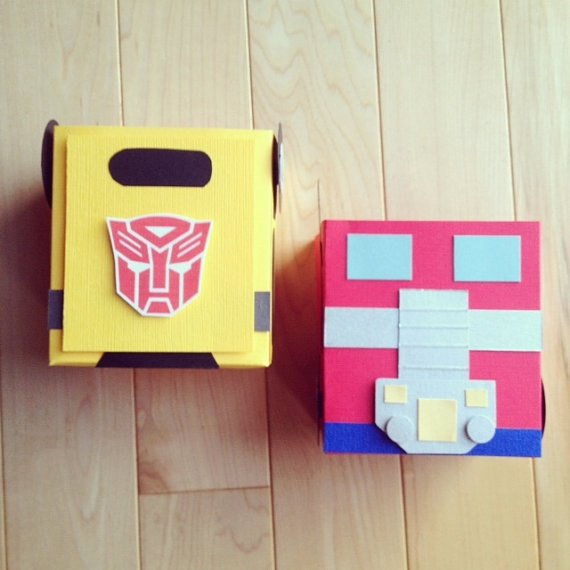 how to make a bumble bee box