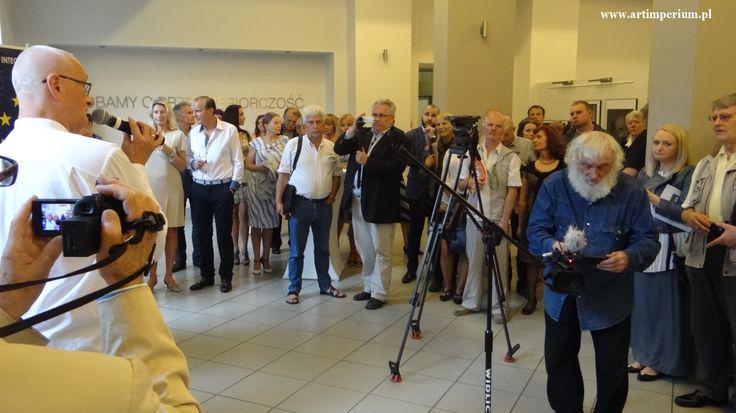 Czesław Czapliński - wystawa fotografii - Tadeusz Kantor