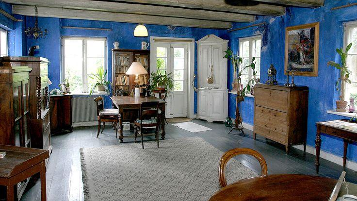 Malergården: Sigurd Swanes originale kunstnerhjem
