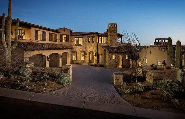 149 best mega mansions images on pinterest dream houses for Mansions for sale in scottsdale az