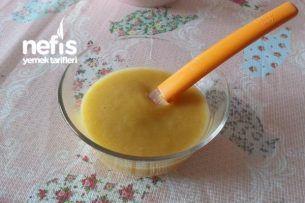 Bebişlere Doyurucu Etli Sebze Çorbası ( 7ay) Tarifi