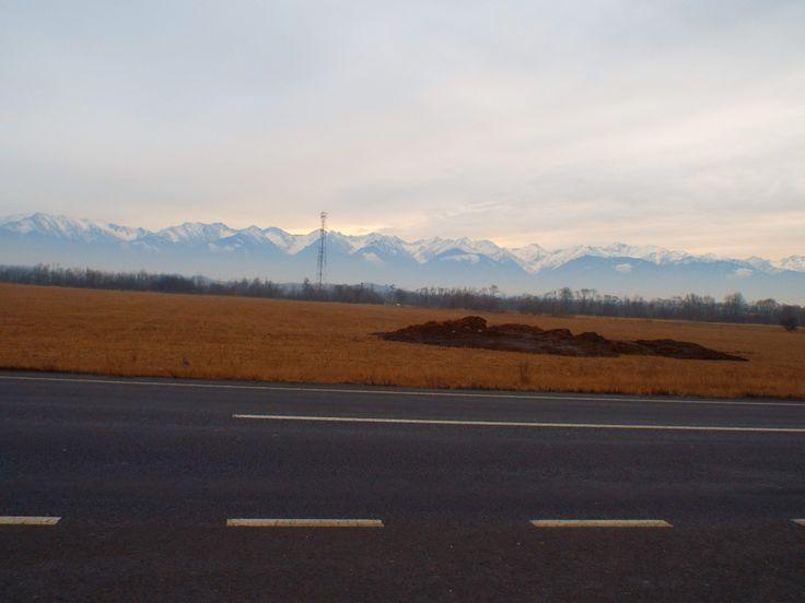 Muntii Fagaras, Romania - Fagaras Mountains, Romania Victoria .