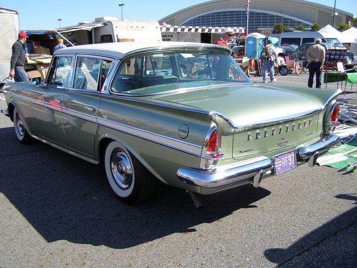 1960 Rambler Ambassador Custom