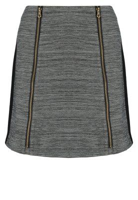 EMILE  - Mini skirts  - dark chine