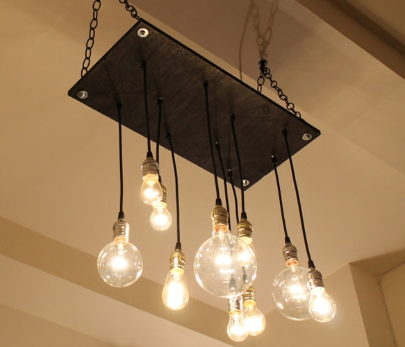 Urban Hanging Chandelier