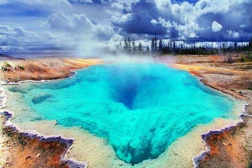 M s de 25 ideas incre bles sobre agujero azul en pinterest for Piscinas naturales urederra