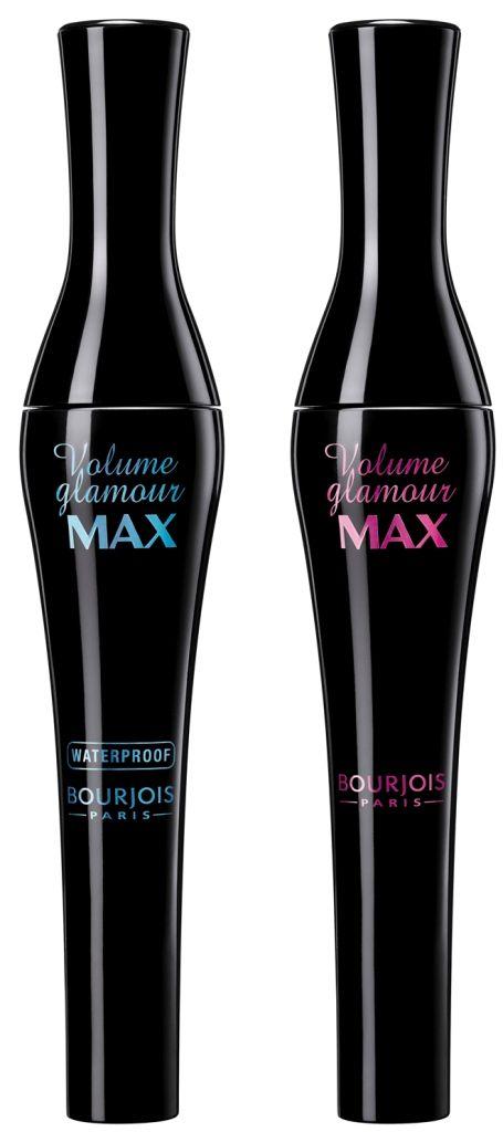 #BourjoisFrenchChic   Mascara Volume Glamour Max WP  Mascara Volume Glamour Max