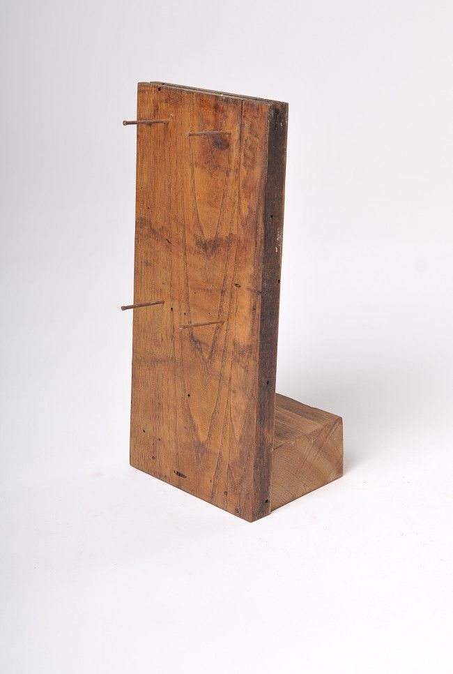 wood necklace easels - Google Search