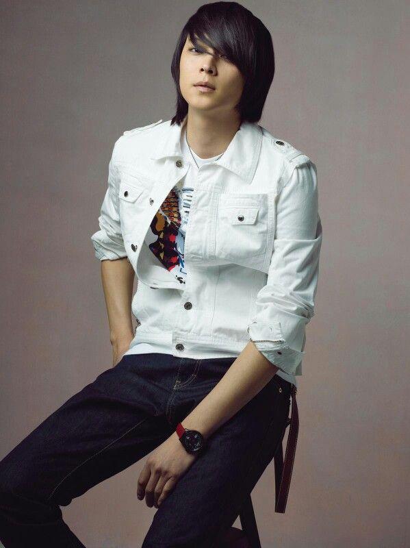 In white jacket - kang dong won