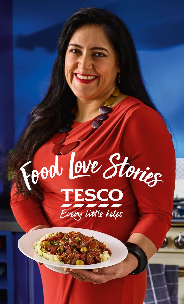 Looking for the antidote to a miserable British winter day? 'Lisa' from our Food Love Story has the answer: a warming lamb stew with green olives, a nod to her (sunnier) Greek homeland.   Tesco