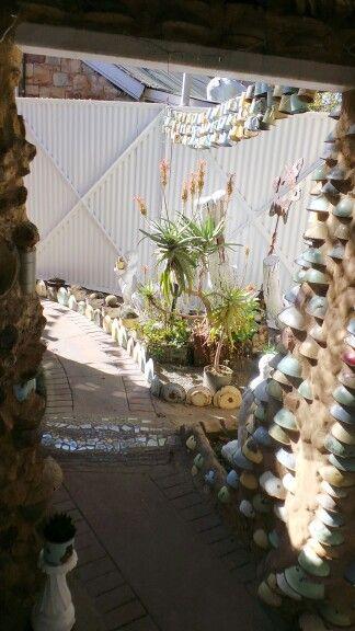 Path way to the secret garden.... The unique picnic venue in Cullinan. www.janharmsgat. co.za