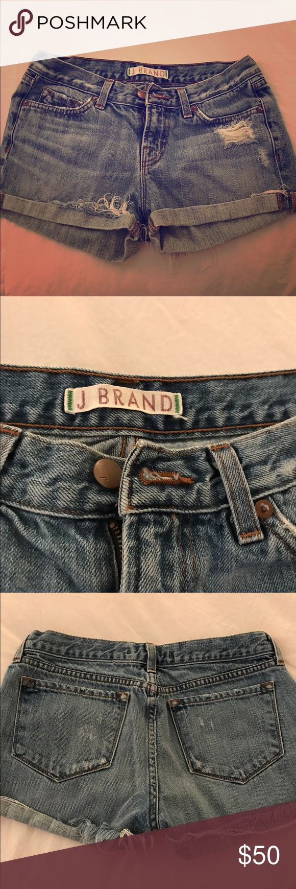 J Brand Shorts Excellent condition JBrand Shorts J Brand Shorts Jean Shorts
