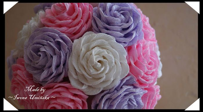 Rosa de papel crepom: Crepes Paper Rose, Tutorials, Crepe Paper Roses, Unique Crepes, Diy Crepes, Paper Cardboard, Paper Flowers, Rosen Aus, Diy Unique