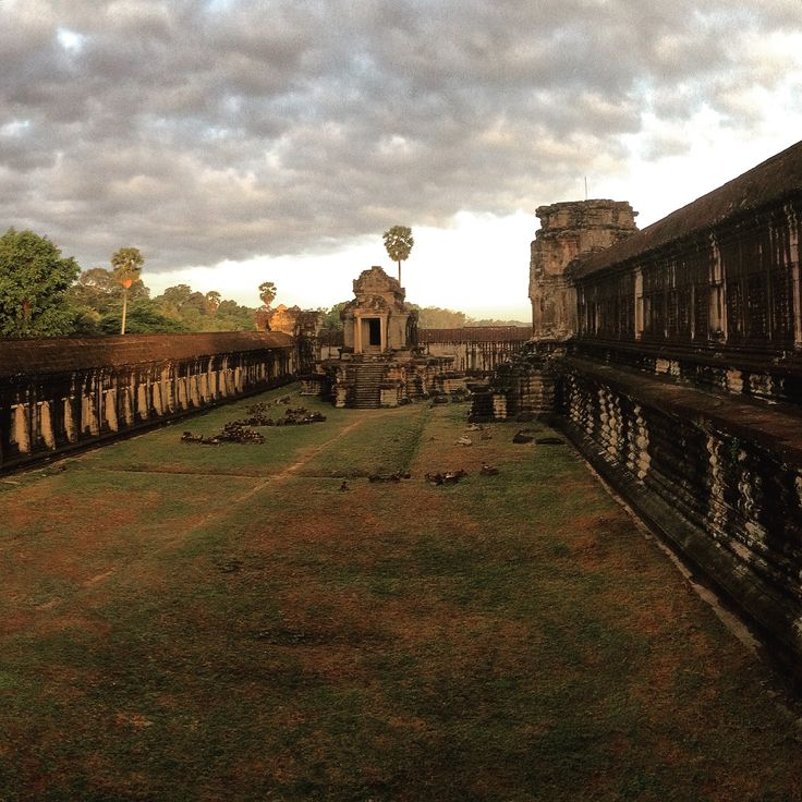 Angkor Wat Temple Cambodia - For more on Angkor Wat travel check out http://ajourneyintotheunknown.com/angkor-wat-best-temples/