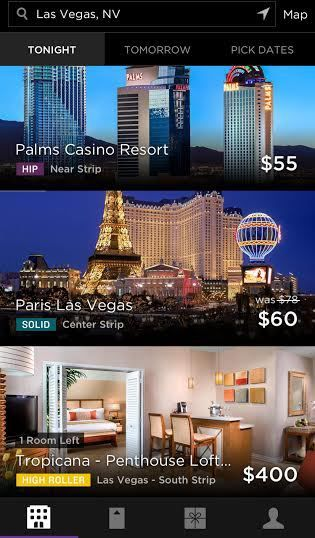 App of the month: Hotel Tonight. Get some great last minute deals with this app!
