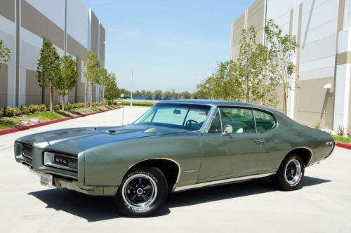 1968 Pontiac Gto Ebay Motors From Different Sellers