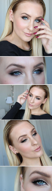 zara larsson makeup hår naglar tutorial hiilen helenius hörna sminkblogg skönhetsblgg k