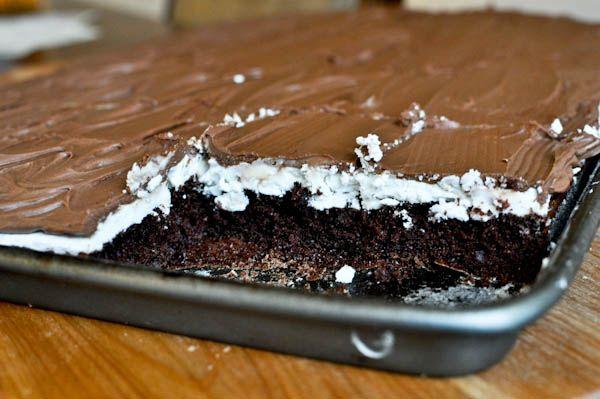 A Hostess sweet, now in cake form: Ho Ho Cake