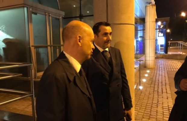 Welcome To Kennyberry'Blog: Diego Costa's agent Jorge Mendes meets with AC Mil...