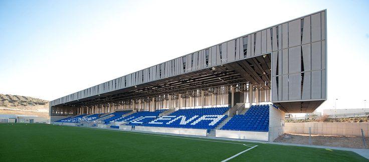 Nuevo Estadio Municipal de Lucena - Fenwick Iribarren Architects