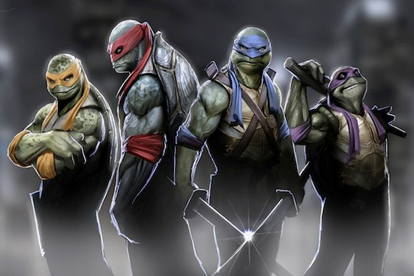 So, once again a new Turtles movie is due to be released in 2014 starring Megan Fox and Alan Ritchson (the 5th movie). This is exciting for Turtle fans like myself. Everyone loves the Teenage Mutant Ninja Turtles. And just for the people who may not know about them, I'll give a little history.