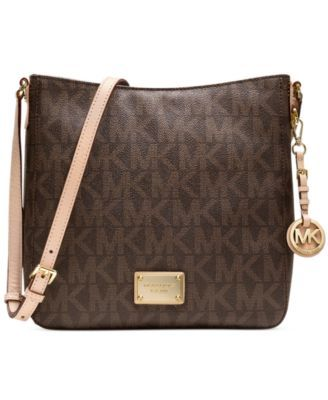 MICHAEL Michael Kors Jet Set Travel Large Messenger Bag | macys.com