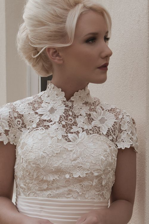 Vintage Lace Dress For Wedding Hairstyles Fashion Dresses