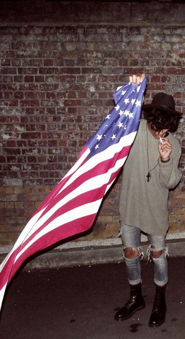 Sin la bandera