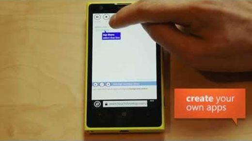 TouchDevelop Aplikasi Pembuat Game di Android