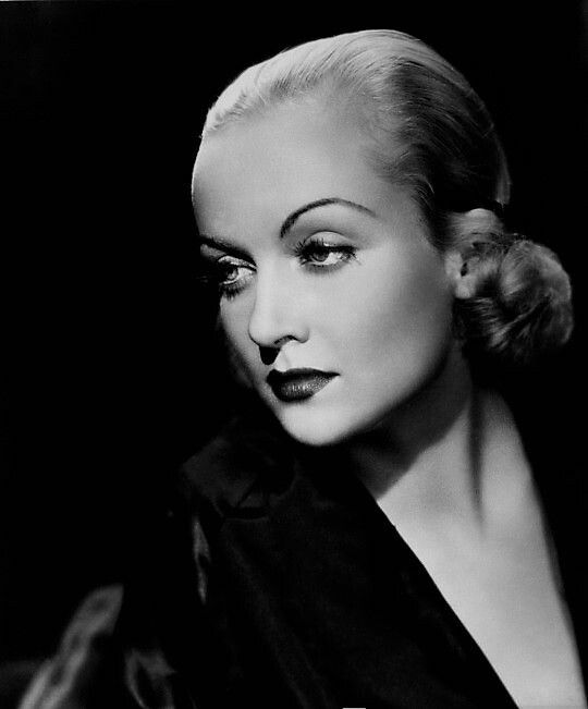 CLASSIC HOLLYWOOD GLAM — Carole Lombard
