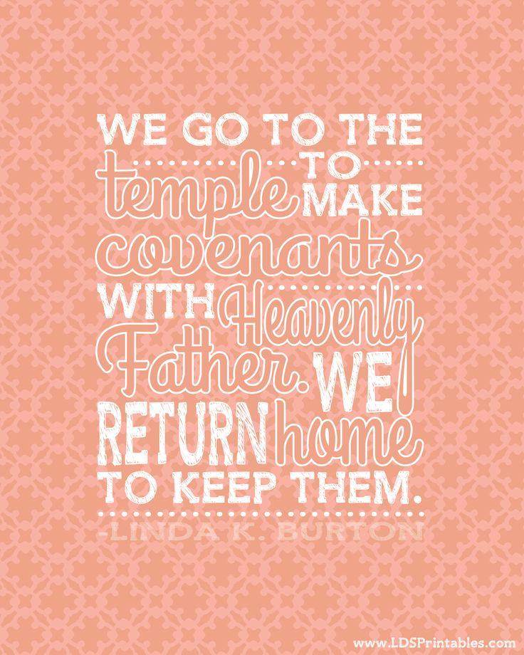 Free printables from the 2013 General Relief Society Broadcast. The focus on covenant-keeping was just what I needed to hear! We go to the temple to make covenants, but we keep those covenants at home. I love Relief Society!