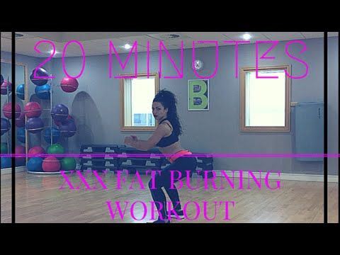 20 Minute XXX Fat Burning Workout