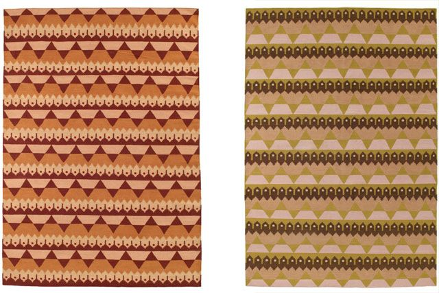 Mountain spot rugs donnawilson for SCP