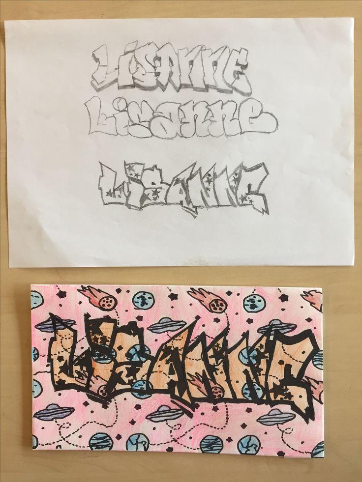 Naam tekening
