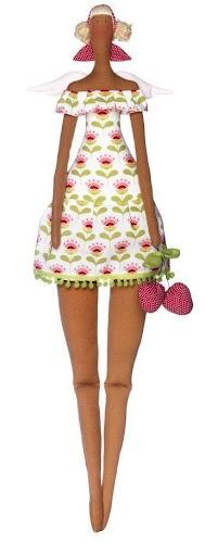 Tilda Doll Sewing Patterns