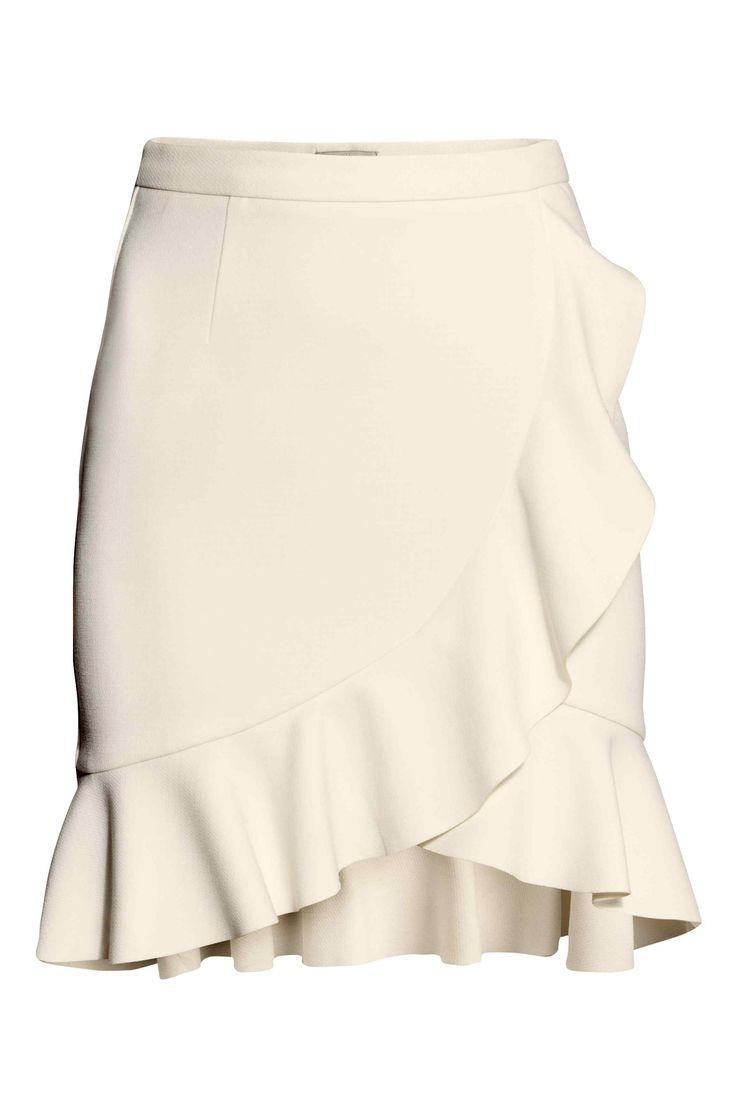 Falda de volantes | H&M