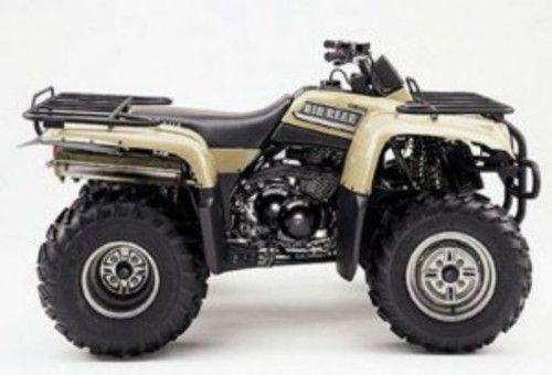 CLICK ON IMAGE TO DOWNLOAD 2000 ATV Yamaha YFM400 Bigbear Kodiak 400 Service Repair Manual Download