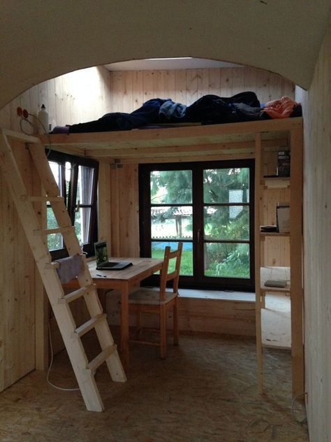 projekt mein bauwagen wohnen pinterest tiny houses and house. Black Bedroom Furniture Sets. Home Design Ideas