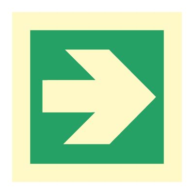 Arrow up or down