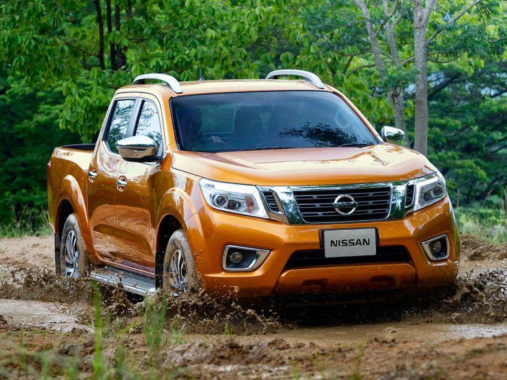 Autoplaza.com.mx: Ya se alista la nueva Nissan Frontier PRO-4X