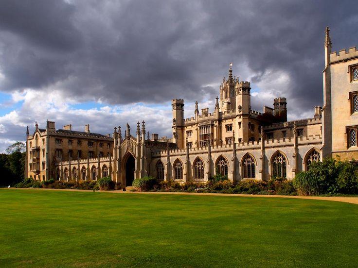 U.K. St John College Cambridge University // by Glyn Fletcher