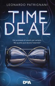 Libro Time deal Leonardo Patrignani