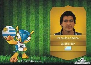 Nicolás Lodeiro - Uruguay Player - FIFA 2014